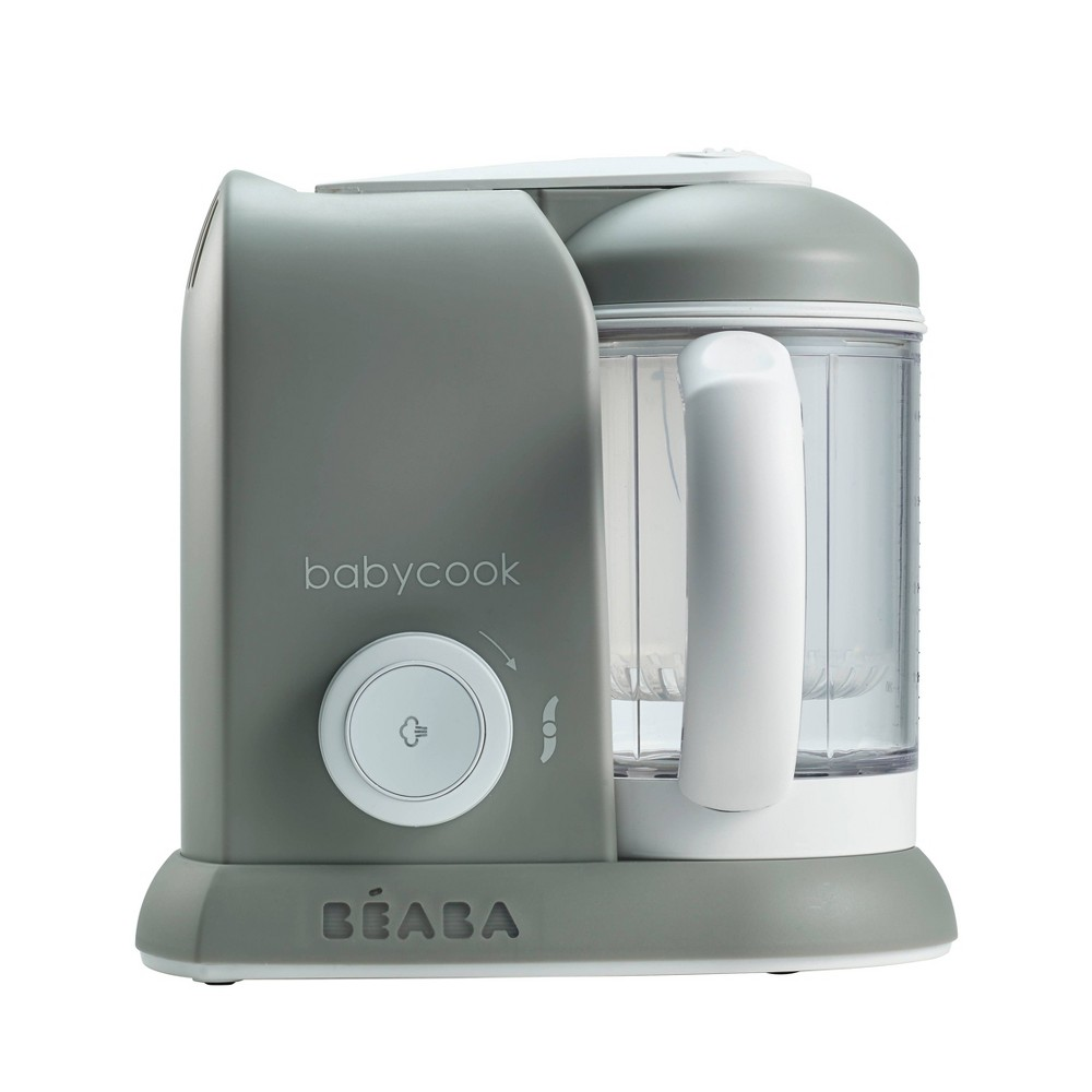 Image of Beaba Babycook Cloud 4-in-1 Steam Cooker and Blender