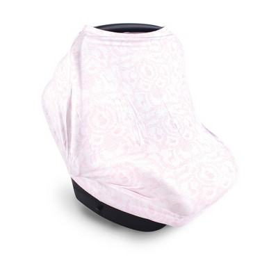 Yoga Sprout Baby Girl Multi-use Car Seat Canopy, Lace Garden, One Size