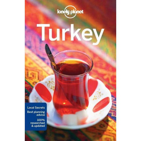 Lonely Planet Turkey - (Travel Guide) 15 Edition (Paperback) - image 1 of 1