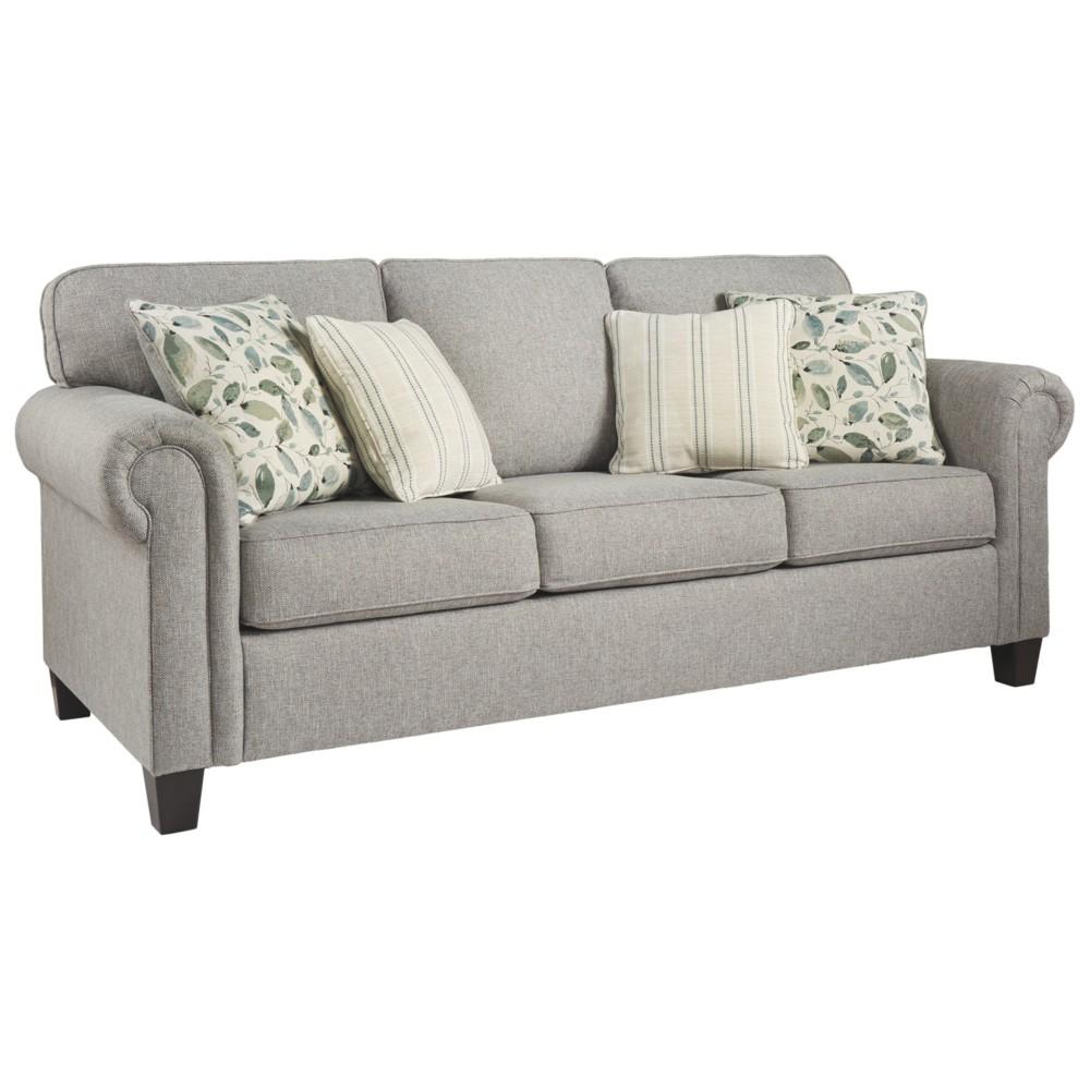 Alandari Queen Sofa Sleeper Gray - Signature Design by Ashley