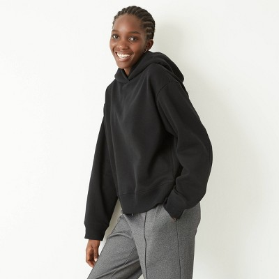 Women's Hooded All Day Fleece Sweatshirt - A New Day™