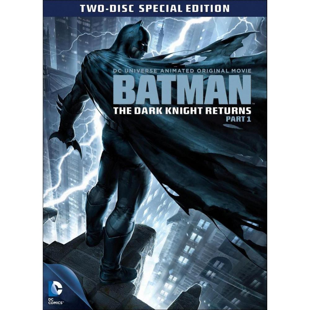 Batman:Dark Knight Returns Part 1 (Dvd)