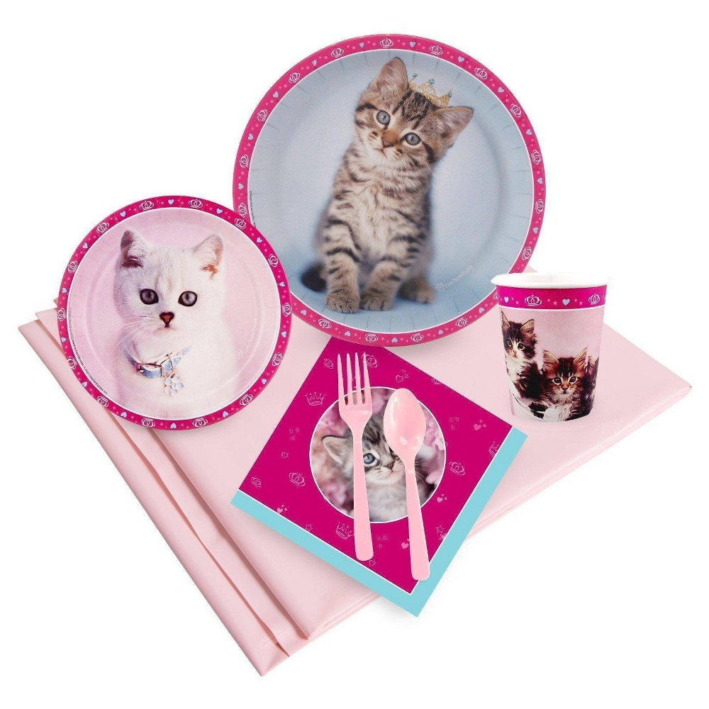 Image of 24ct Rachael Hale Glamour Cats Party Pk