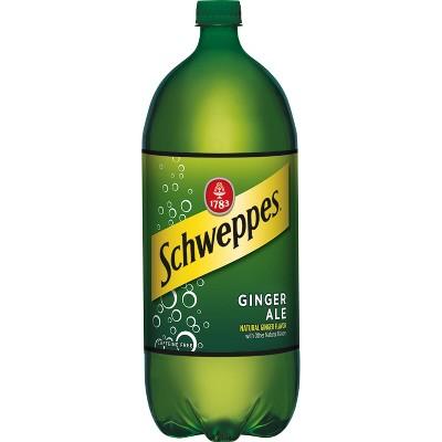 Schweppes Ginger Ale - 2 L Bottle