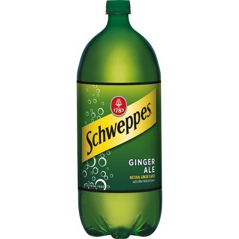 Schweppes Ginger Ale - 2 L Bottle - image 1 of 1