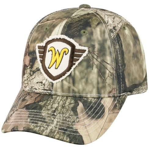 a170167168f NCAA Men s Wichita State Shockers Baseball Hat - Camo Wings   Target