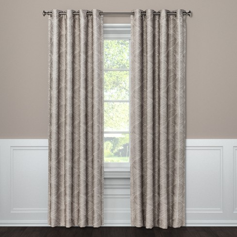 Stroke Curtain Panels - Project 62™ - image 1 of 2