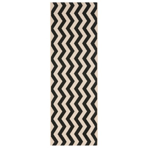 Milana Geometric Outdoor Patio Rug - Safavieh - image 1 of 3