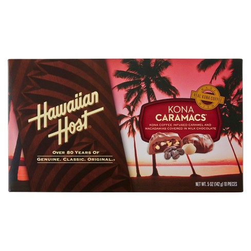Hawaiian Host Kona Caramacs - 5oz - image 1 of 1