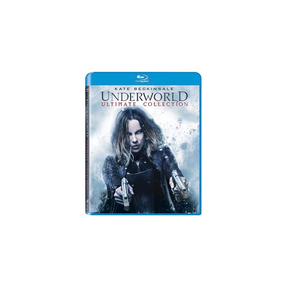 Underworld/Underworld:Awakening/Under (Blu-ray)