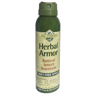 3oz Travel Size Natural Insect Repellent Continuous Spray - All Terrain