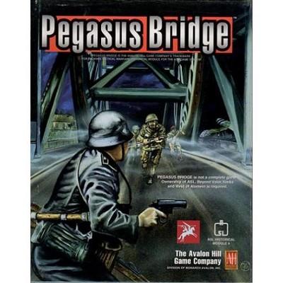 Pegasus Bridge Board Game