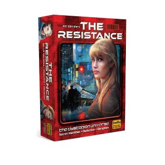 Resistance Board Game