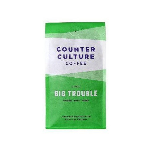 Counter Culture Big Trouble Medium Roast Whole Bean Coffee - 12oz - image 1 of 4