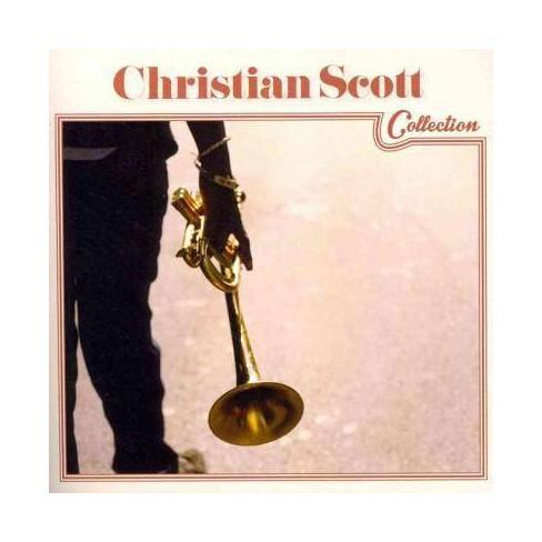Christian Scott - Christian Scott Collection (CD) - image 1 of 1