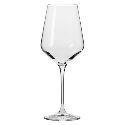KROSNO Vera White Wine Glasses 13oz - Set of 6