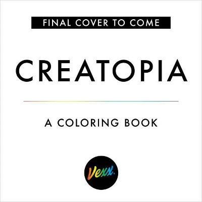 - Creatopia - By Vexx (Paperback) : Target