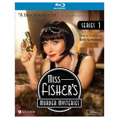 Miss Fisher's Murder Mysteries: Series 1 (Blu-ray) - image 1 of 1