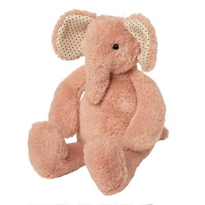 The Manhattan Toy Company Pattern Pals Stuffed Animal - Pink Elephant