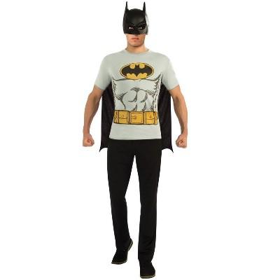 Rubies Batman T-Shirt Adult Costume Kit