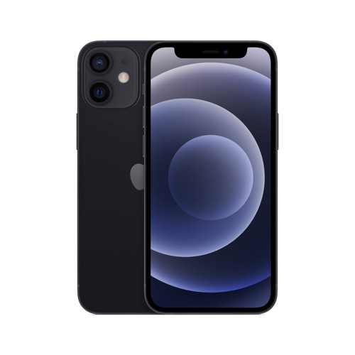 Simple Mobile Apple iPhone 12 mini (64GB) GSM - Black