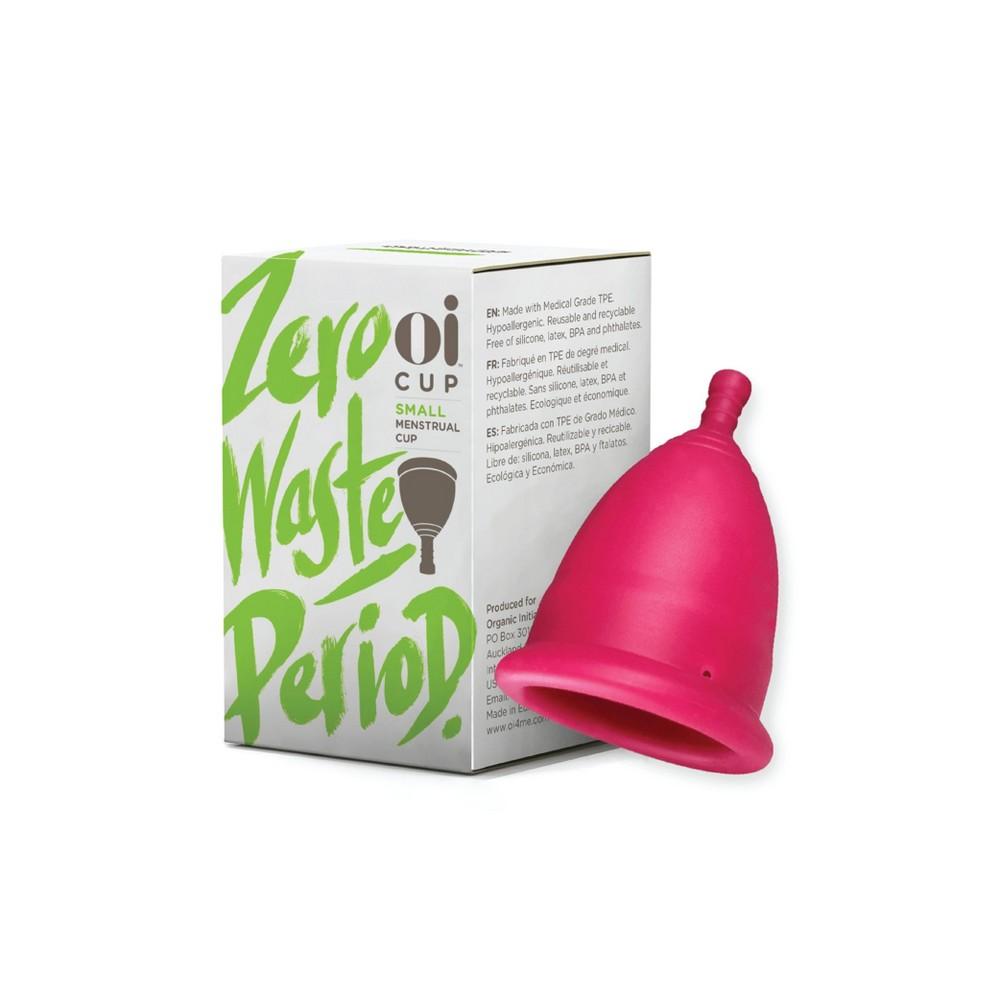Organic Initiative Menstrual Cup 8211 S
