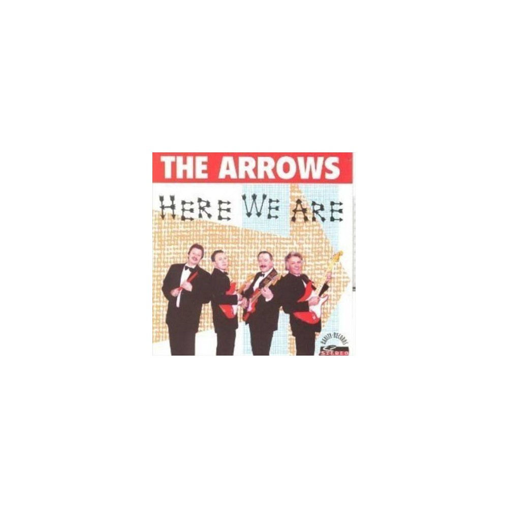 Arrows - Here We Are (CD)