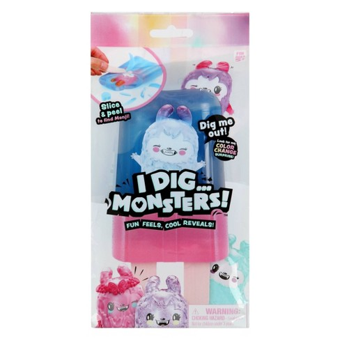 I Dig...Monsters Popsicle Blind Pack - image 1 of 4