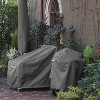 2pk Large Ravenna Patio Chaise Lounge Cover - Classic Accessories - image 2 of 4