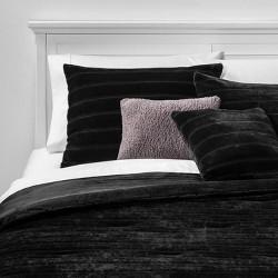 Whistler Faux Fur 4/5pc Bed Set