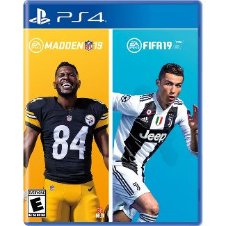 Madden NFL 19 / FIFA 19 Bundle - PlayStation 4