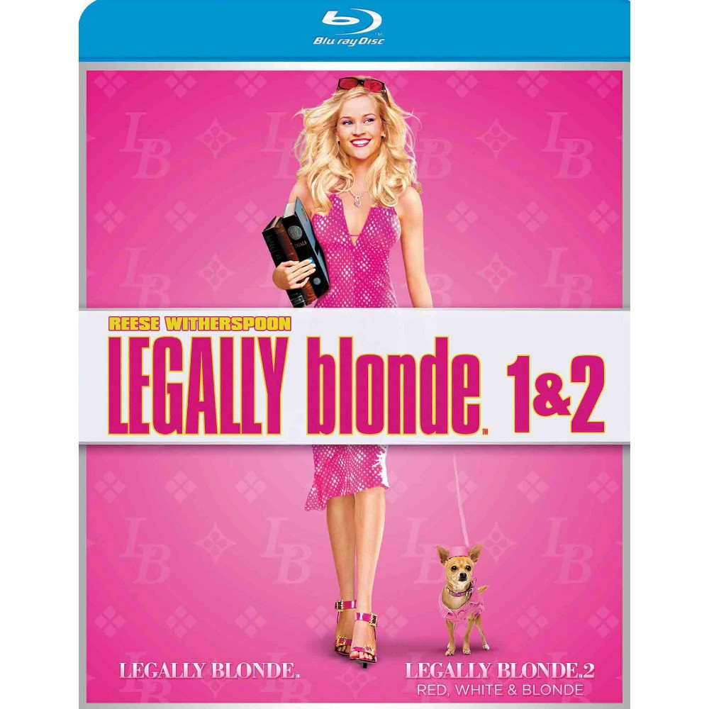 Legally Blonde/Legally Blonde 2 (Blu-ray)