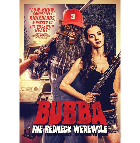 Bubba The Redneck Werewolf (DVD) - image 1 of 1