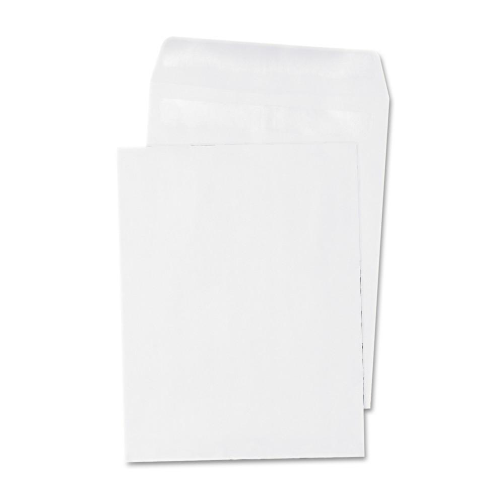 Universal Self Seal Catalog Envelope, 10 x 13, White, 100/Box (42102)