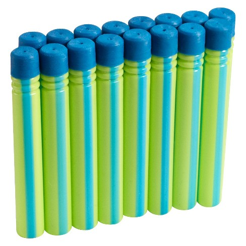 BOOMco. Extra Darts Pack, Green with Blue Stripe - image 1 of 4
