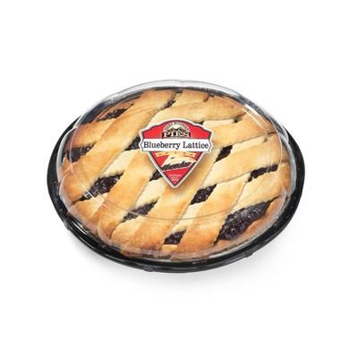 """Rocky Mountain Pies 8"""" Blueberry Pie - 24oz"""