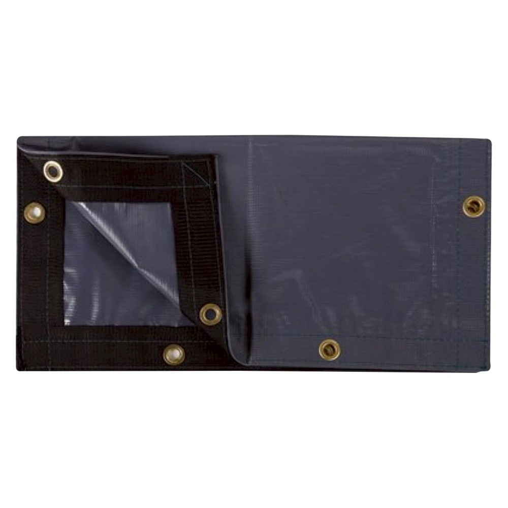 Weather Guard 10ft By 12ft Extreme Duty Pvc Tarp