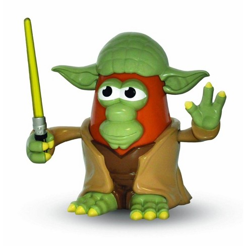 Promotional Partners Worldwide, LLC Pop Taters Mr. Potato Head Star Wars Yoda Action Figure - image 1 of 1