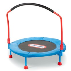 Little Tikes Easy Store Trampoline - 3ft, Kids Unisex