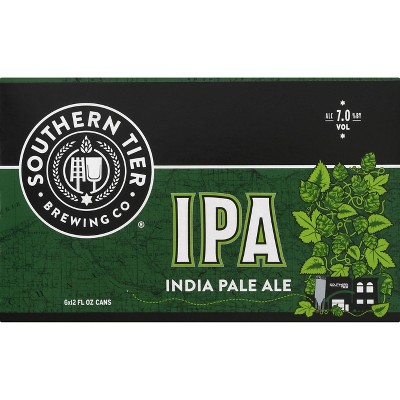 Southern Tier IPA Beer - 6pk/12 fl oz Cans
