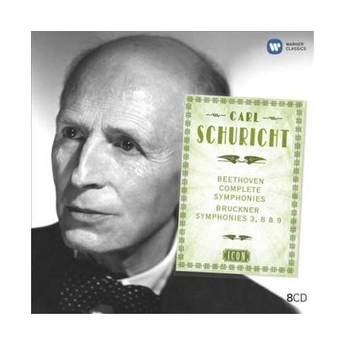 Carl Schuricht - Carl Schuricht: Icon (CD) - image 1 of 1
