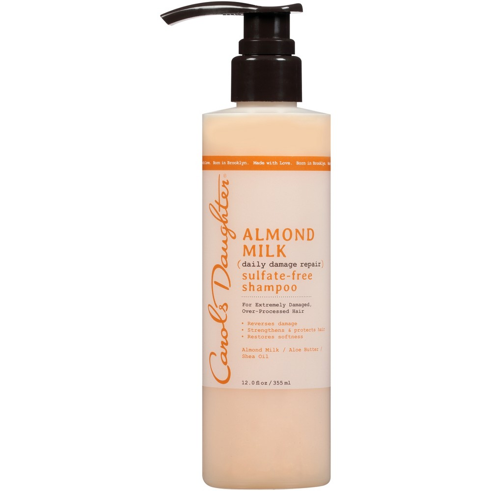 Image of Carol's Daughter Almond Milk Daily Damage Repair Sulfate-Free Shampoo - 12.0 fl oz