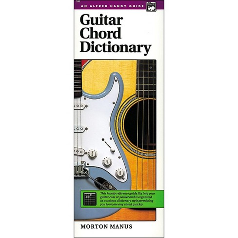 Alfred Guitar Chord Dictionary - image 1 of 1