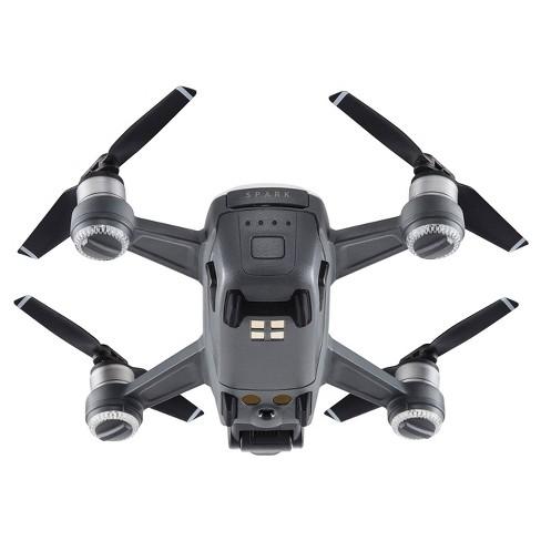 Dji Spark Drone >> Dji Spark Drone White Target