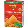 Annie's Cheddar Squares Baked Snack Crackers - 7.5oz - image 3 of 3