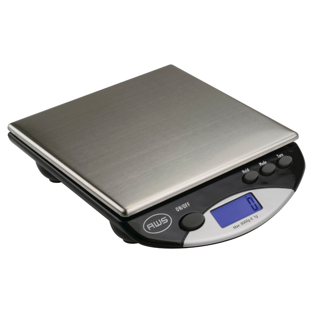 Image of AWS Digital Postal Scale, Black