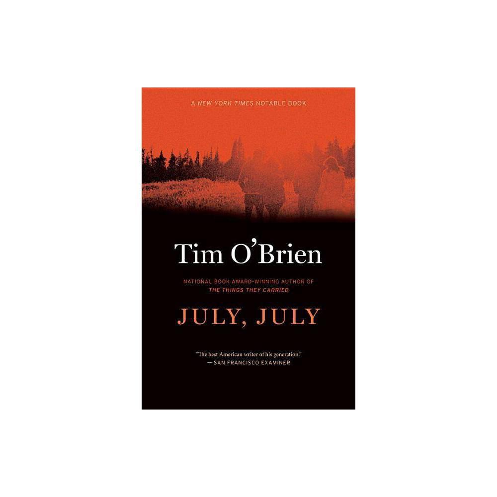 July July By Tim O Brien Paperback