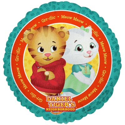 BirthdayExpress Daniel Tigers Neighborhood Party Supplies Party Pack for 8 Guests