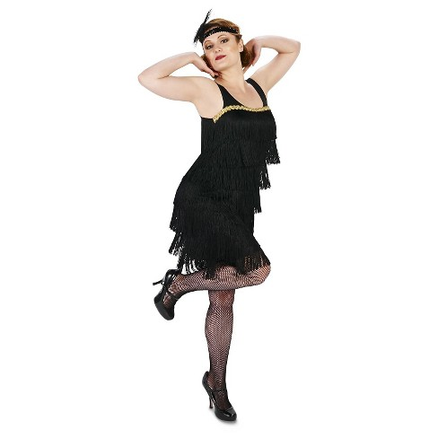 daf7bd3ad39c Women's Fancy Flapper Costume : Target