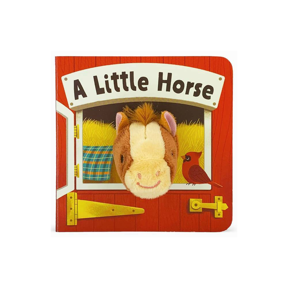 A Little Horse Finger Puppet Board Book By Brick Puffinton Board Book